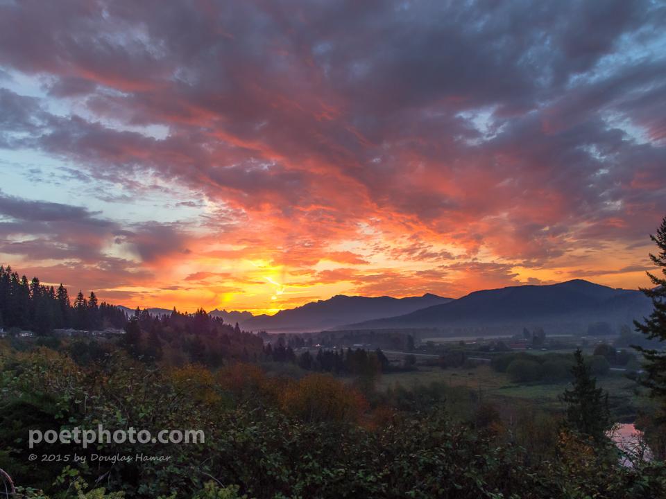 Daly sunrise 1961-