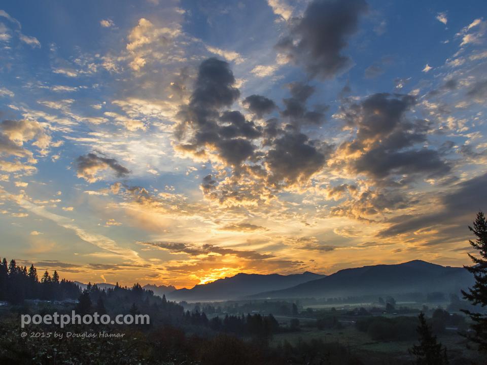 Daly sunrise 1985-